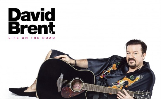 Working with the best boss in the world: David Brent